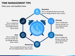 Time Management Tips PPT Slide 3
