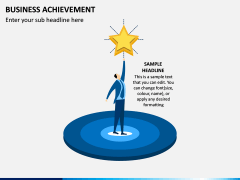 Business Achievement PPT Slide 6