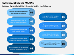 Rational Decision Making PPT Slide 4