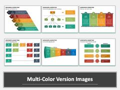 Horizontal Marketing Multicolor Combined