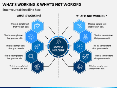 What's Working - What's Not PPT Slide 4