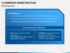 E-commerce Marketing Plan PPT Slide 2
