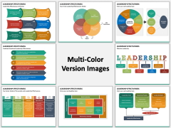 Leadership Effectiveness Multicolor Combined