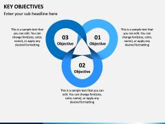 Key Objectives PPT Slide 1