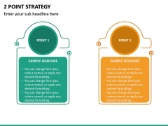 2 Point Strategy PPT Slide 2