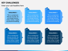 Key Challenges PPT Slide 2