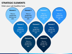 Strategic Elements PPT Slide 6