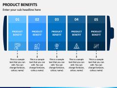 Product Benefits PPT Slide 1