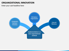 Organizational Innovation PPT Slide 3