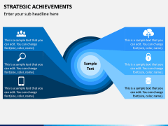 Strategic Achievements PPT Slide 3