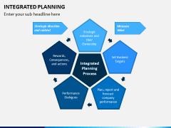 Integrated Planning PPT Slide 1