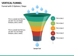 Vertical Funnel PPT Slide 33