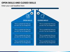 Open Skills and Closed Skills PPT Slide 5