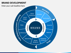 Brand Development PPT Slide 1