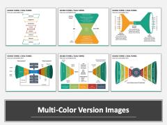 Double (Dual) Funnel Multicolor Combined