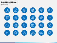 Digital Roadmap PPT Slide 13