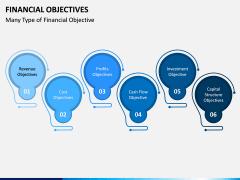 Financial Objectives PPT Slide 2