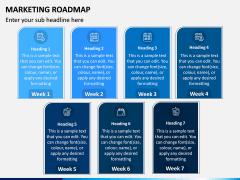 Marketing Roadmap PPT Slide 7