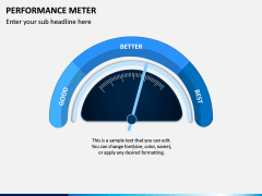 Performance Meter PPT Slide 3