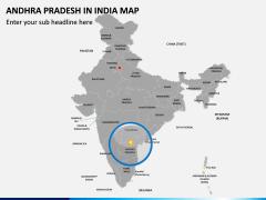 Andhra Pradesh Map PPT Slide 5