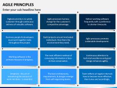 Agile Principles PPT Slide 2
