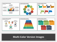 Employee Referral Program Multicolor Combined
