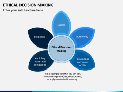 Ethical Decision Making PPT Slide 2