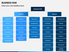Business Risk PPT Slide 3