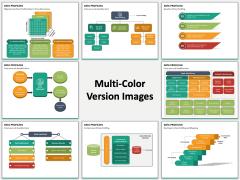 Data Profiling Multicolor Combined