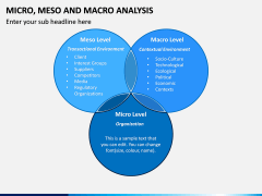 Micro Meso Macro Analysis PPT Slide 1