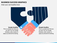 Business Success Graphics PPT Slide 9