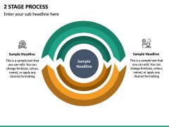 2 Stage Process PPT Slide 2