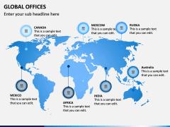 Global Offices PPT Slide 6