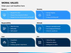 Moral Values PPT Slide 2
