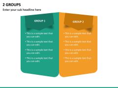 2 Groups PPT Slide 2