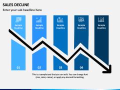 Sales Decline PPT Slide 1