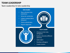 Team Leadership PPT Slide 8