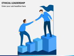 Ethical Leadership PPT Slide 1