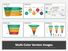 Investment Funnel Multicolor Combined