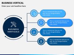 Business Vertical PPT Slide 5