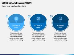 Curriculum Evaluation PPT Slide 10