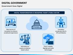 Digital Government PPT Slide 2