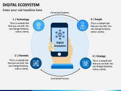 Digital Ecosystem PPT Slide 1