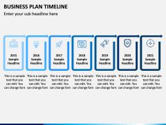 Business Plan Timeline PPT Slide 9