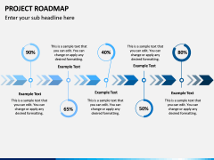 Project Roadmap PPT Slide 4