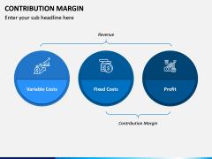 Contribution Margin PPT Slide 5