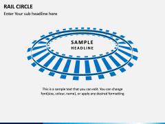 Rail Circle PPT Slide 1