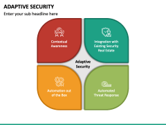 Adaptive Security PPT Slide 4