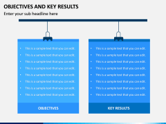 Objectives and Key Results PPT Slide 4