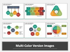 Closed Loop Marketing Multicolor Combined